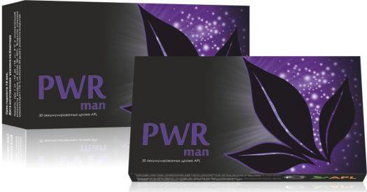 PWR man - для интимного здоровья мужчин