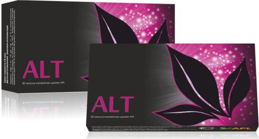 ALT - новое слово в борьбе с аллергией