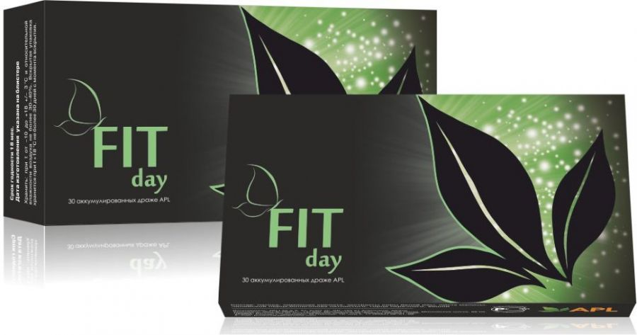 FIT-Day - для снижения веса днем