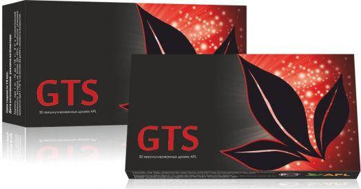 GTS - восстановление жизненной энергии
